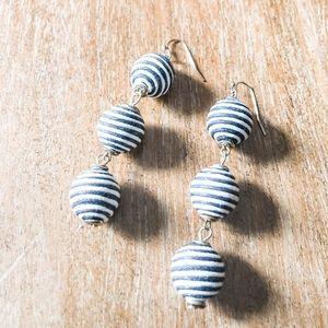 Pom Pom earrings